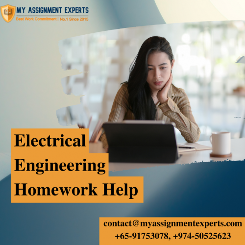 Electrical Engineering Assignment Help by Professionals Experts
