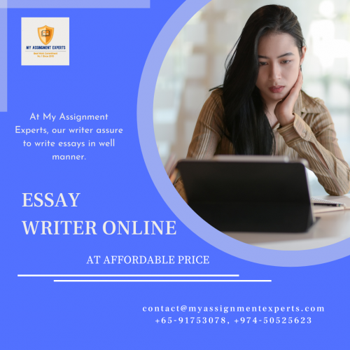 Hire Top Rated Essay Writer in Australia, US and UK