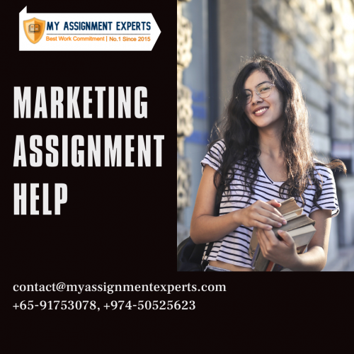 Marketing assignment help with 30% discount