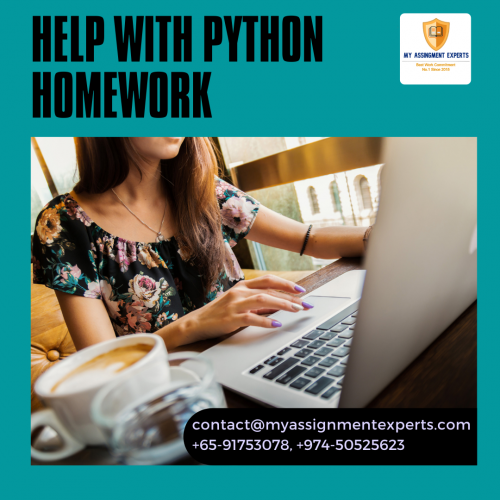 Python Programming Assignment Help in Australia, UK, and USA