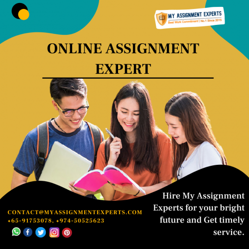 Assignment Writing Help in Australia - My Assignment Experts